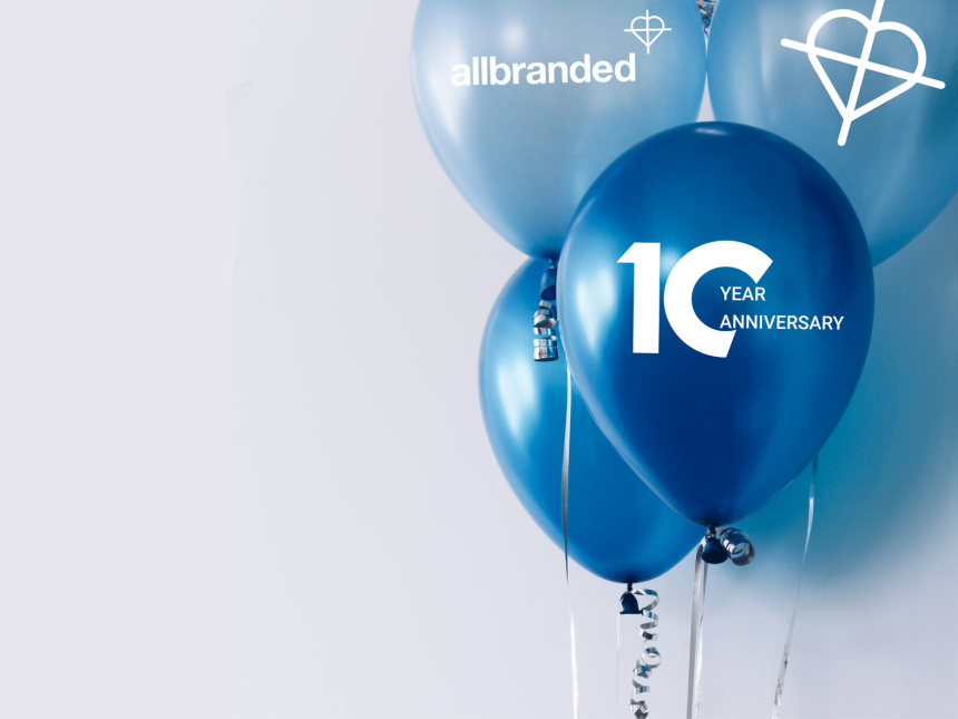 We are turning 10!