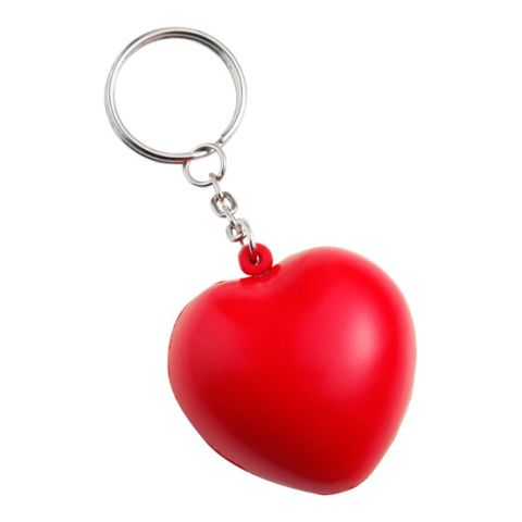 Anti Stress Heart, Key Holder