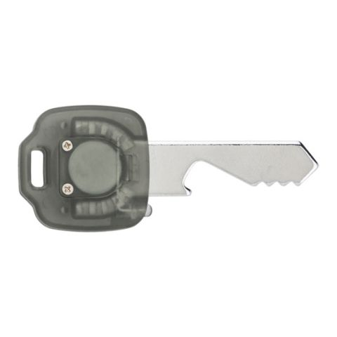 Bottle Opener With Push Button LED Light