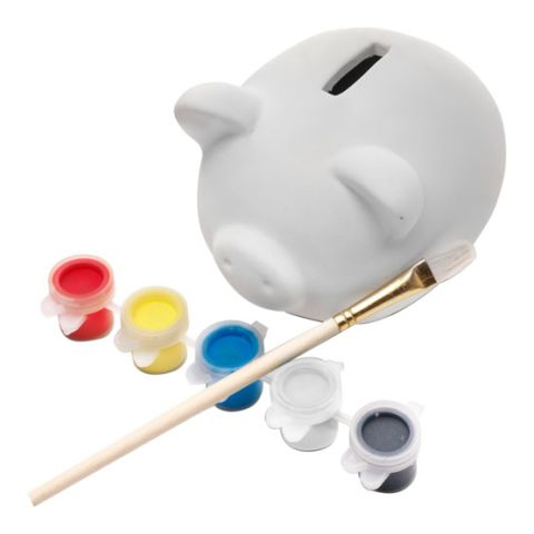 Piggy Bank Made Of Plaster