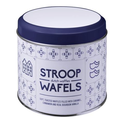 Can With Dutch Pattern, For Dutch Waffles