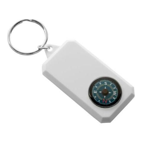 Plastic Key Holder, Compass