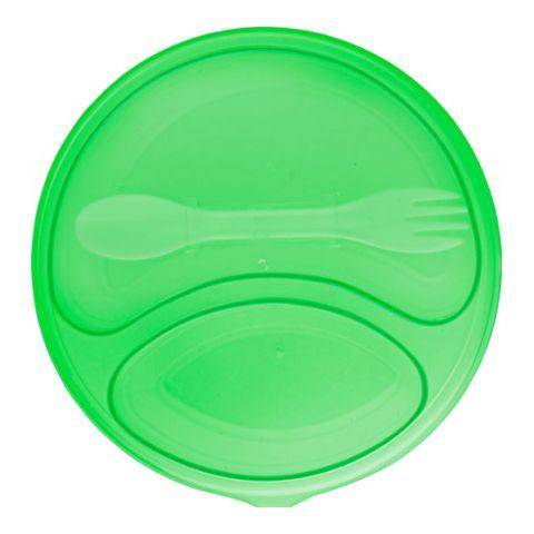 Plastic Round Salad Box