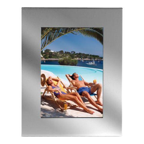 Oblong Aluminium Photo Frame