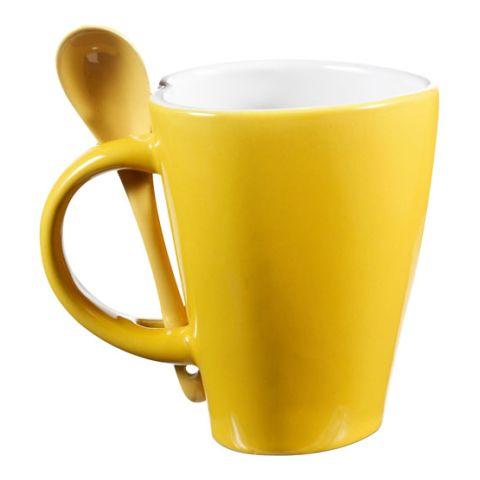 Coffee Mug, Heart Shape