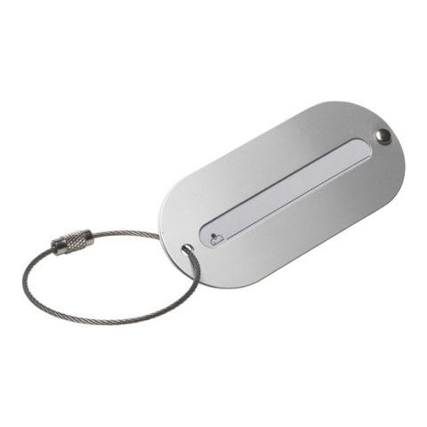 Aluminium Luggage Tag