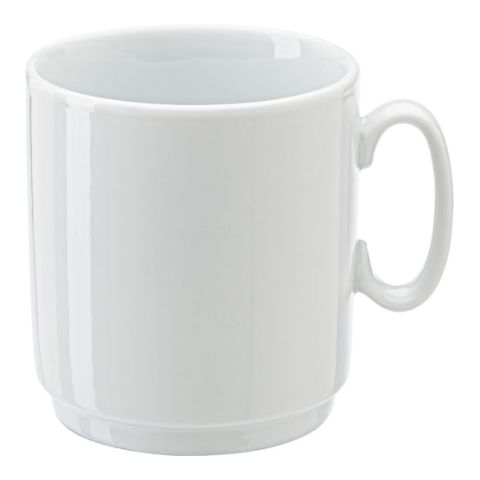 Stackable Porcelain Mug (290Ml)