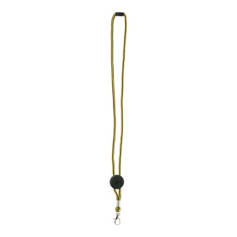 Nylon Key Cord With Metal Hook