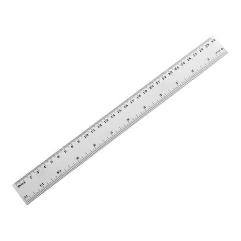Plastic 30 cm/12 Inch Ruler