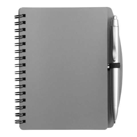 A6 Spiral Notebook & Ball Pen