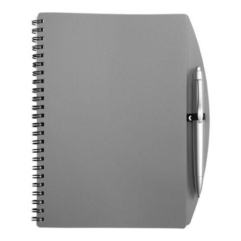 A5 Spiral Notebook & Ball Pen