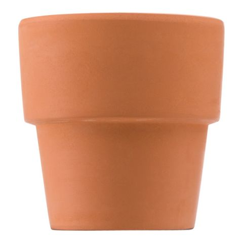 Citronella Candle In Clay Pot