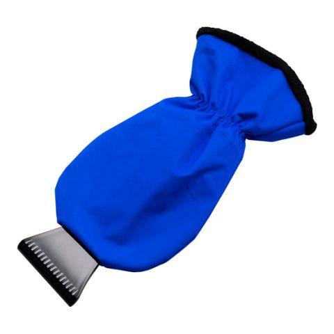 Ice Scraper, Polyester Glove