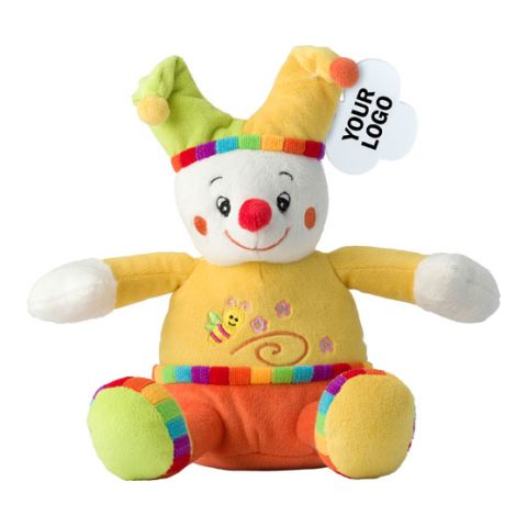 Clown Plush Toy