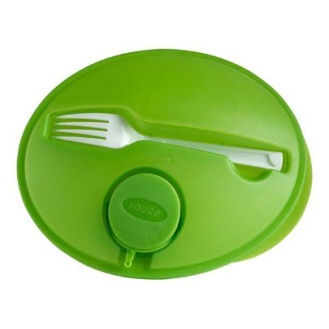 Oval Shaped Salad Box