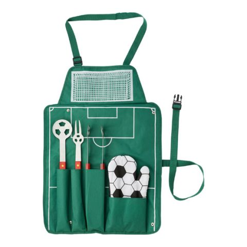 5 Pcs Football BBQ Set