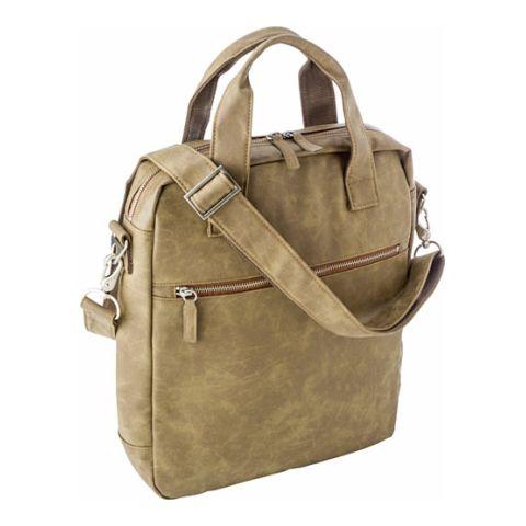 PU Laptop Shoulder Bag
