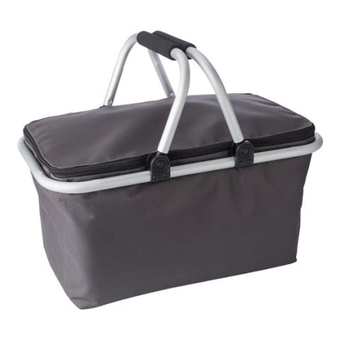 Oxford Fabric, Cooler, Foldable Shopping Basket