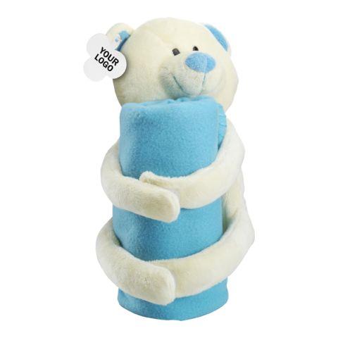 Soft Toy Bear, Fleece Blanket