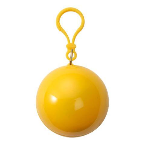 PVC Poncho In A Plastic Ball