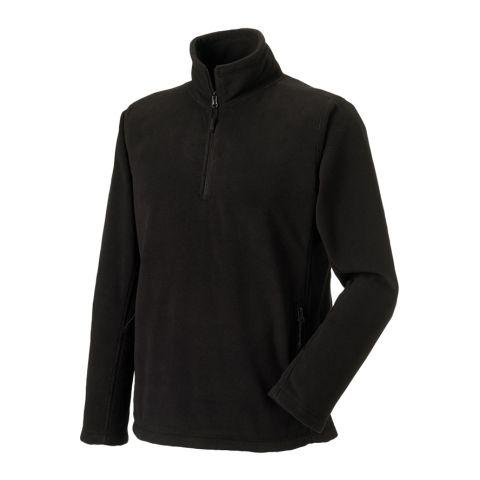Outdoor Fleeces with short zipper