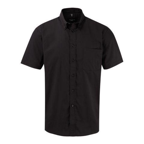 Men's Twill-Shirt Short Sleeve