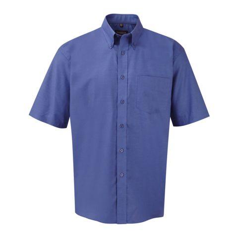 Short Sleeved Oxford Shirt