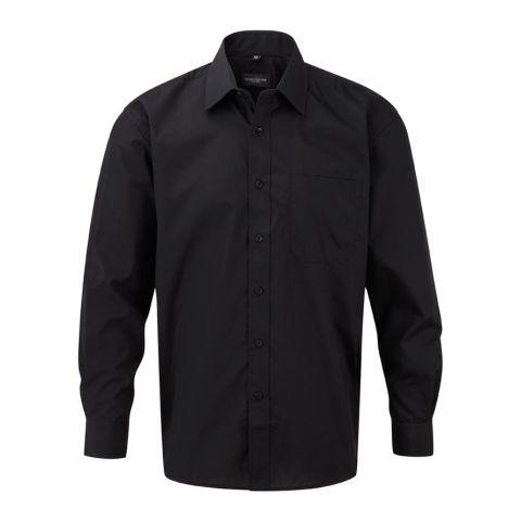 Long Sleeve Popeline Shirt