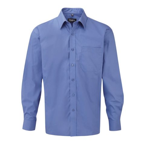 Poplin long sleeved Shirt