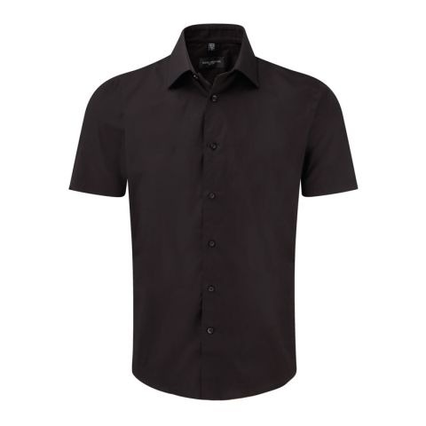 Short Sleeved tapered shirt