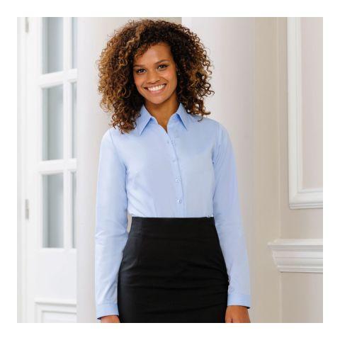 Herringbone Shirt for Women Long Sleeve