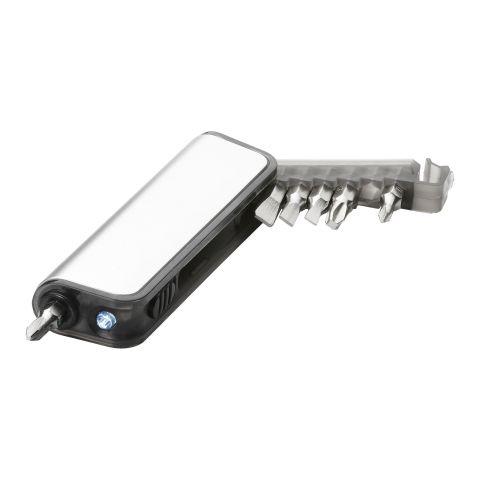 Reno 7-Function Mini Tool Box With Flashlight