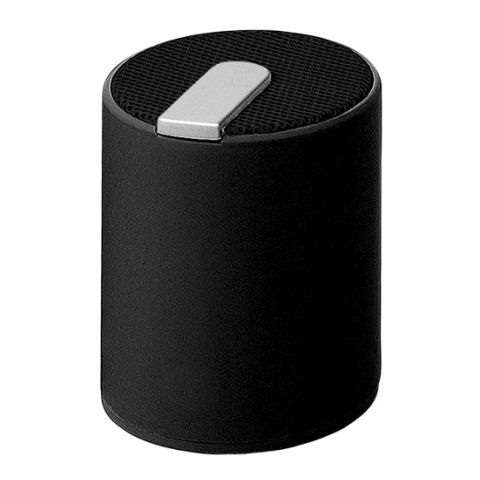 Naiad Bluetooth Speaker  Black - Silver | Without Branding