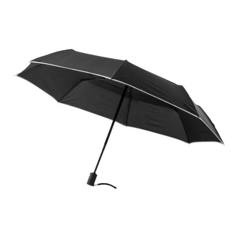 "21"" 3-Section Automatic Umbrella"