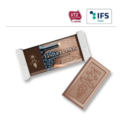 MAXI customised chocolate bar