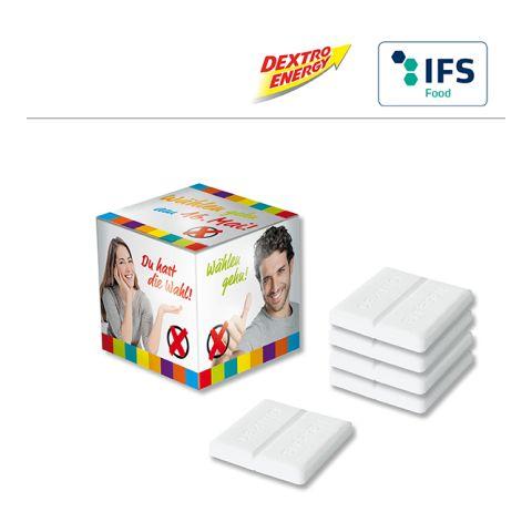 Mini Promo Cube with 5 DEXTRO ENERGY
