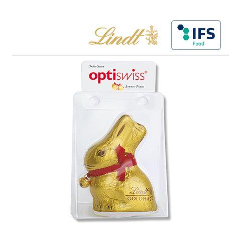Lindt & Sprüngli Chocolate Bunny
