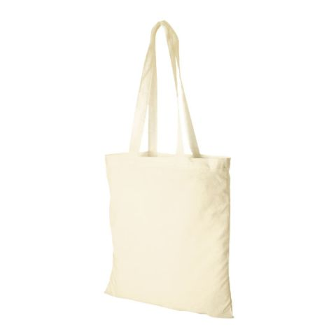 Carolina Cotton Tote  Beige | Without Branding