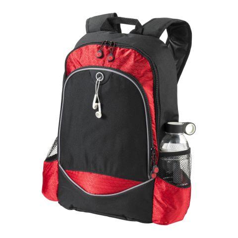 "Benton 15"" laptop backpack with headphone port"