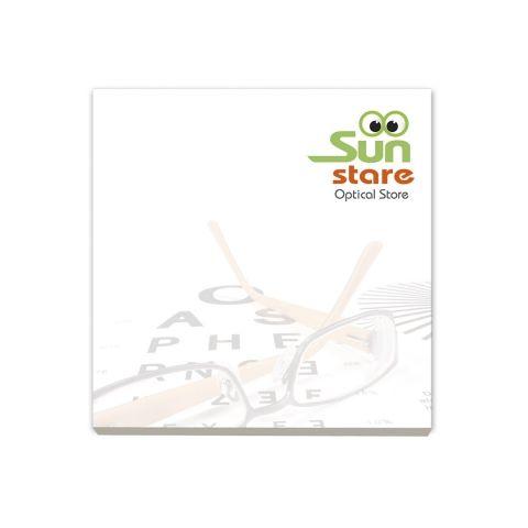 BIC 75 mm x 75 mm 100 Sheet Adhesive Notepads