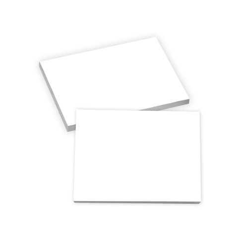 BIC 101 mm x 75 mm 100 Sheet Adhesive Notepads