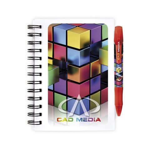 BIC Notebooks Plastic Cover britePix Small