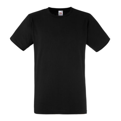 New Fitted Valueweight T-Shirt