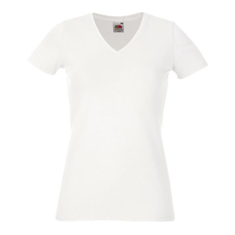 New Lady Fit V Neck T-Shirt