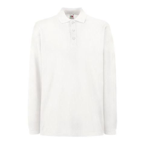 New Premium Long Sleeve Polo