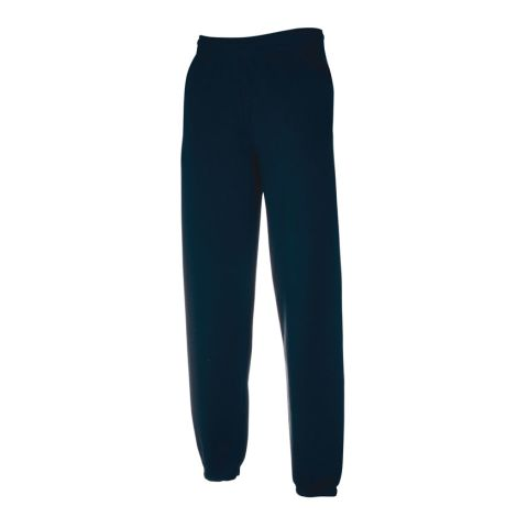 Joggers with Elastic Cuff