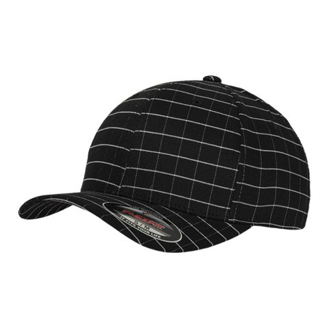 Flexfit Square Check Cap