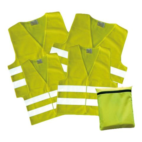 High Visibility Vest ISO 20471 - Children high Visibility Vest EN1150