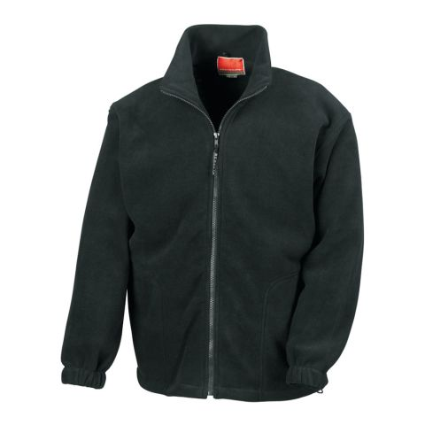 Active Fleece Jackett with continuous zipper